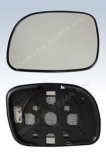Specchio retrovisore CHRYSLER Voyager, Gran Voyager --sinistro TERMICO