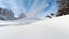 Snow gun plans - homemade snow maker cannon - SNOW!!!