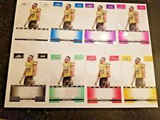 KASH DANIEL Kentucky Wildcats 2016 Leaf Army Complete Set ALL 8 1/1 Rare PROOFS