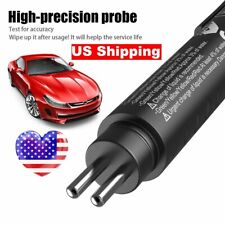 US Ship Digital Brake Fluid Liquid Tester Pen Auto LED Indicator Test Tool