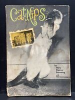 Catnips Book by Mary Eleanor Browning -  Paperback 1967