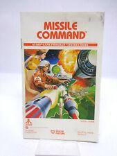 Anleitung - Handbuch - Bedienungsanleitung Atari - Missile Command