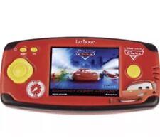 * Nouveau * Disney Cars Lexibook Compact Cyber Arcade 4+