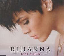 RIHANNA Take A Bow  CD Single