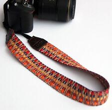 Vintage Camera Shoulder Strap Neck Belt Hand Grip For DSLR SLR Canon Nikon Sony