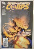 GREEN LANTERN Corps #20 (2008 DC Comics) ~ VF/NM Book