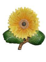 Fitz & Floyd ~ Bountiful Blossoms Sunflower ~ Yellow Blossoms Bowl ~ Decorative