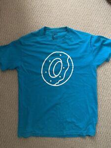 Ofwgkta T Shirt Blue Rare 2010? Tyler The Creator Wolf Gang Donut Odd Future