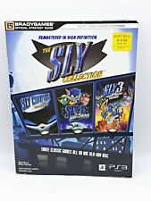 The Sly Collection by BradyGames, Cooper, Band of Thieves & Honor Among Thieves