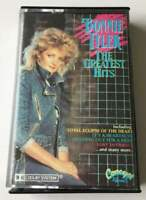 RARE Bonnie Tyler - The Greatest Hits - Concept Records - Cassette Tape Music