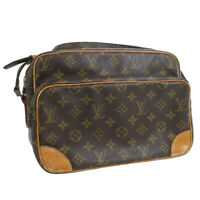 LOUIS VUITTON NILE CROSS BODY SHOULDER BAG PURSE MONOGRAM M45244 33668