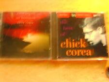 Chick Corea [2 CD Alben] Best of Chick Corea + Voices ( Friesen Horn Henderson )