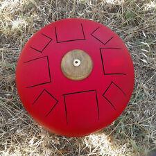 Hank Drum 432hz  - handpan - tank - disco armonico - space steel tongue drum