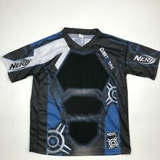 Nerf Men's Dart Tag Jersey Size L Black Rs22