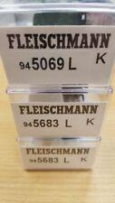 CFL Eilzugwagen-Set 3teilig. 1x 94 5069L + 2x 945683L. Exportmodell Luxembourg