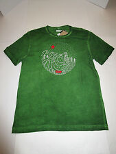 Nwt Mens Levis Green Bear Tye Dye Logo Tshirt Small