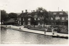 COMPLEAT ANGLER HOTEL - Marlow Buckinghamshire - 1929 Real Photo Postcard (2.95)