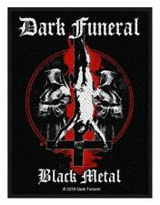 DARK FUNERAL - Patch Aufnäher - Black Metal 8x10cm