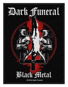 DARK FUNERAL - Patch Aufnäher - Black Metal 8x10cm