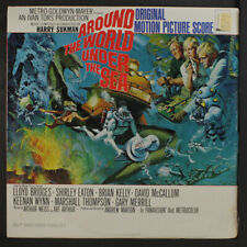 "SOUNDTRACK: around the world under the sea MONUMENT 12"" LP"