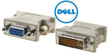 Genuine NEW Dell DVI Male to VGA Female Adaptor / Adapter Dimension & OptiPlex