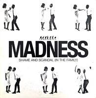 Madness CD Single Shame & Scandal (In The Family) - France (VG+/EX)