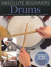 Absolute Beginners Drums (with CD); Zubraski, Dave, FMW - AM92617