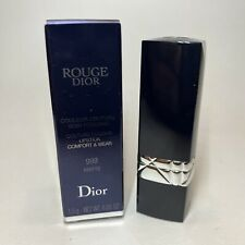 ROUGE DIOR Red Matte Lipstick No 999 Rouge Dior 1.5g Brand New In Box