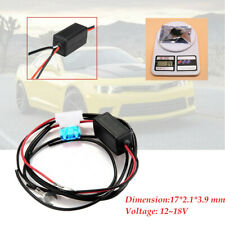Car 17*2.1*3.9 mm Led Daytime Running Light Automatic ON/OFF Control Module DRL