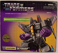 Hasbro Transformers Generation One Commemorative Series IV - Decepticon Skywarp