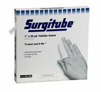 """Surgitube Cotton Tube Bandage, 5/8"""" x 50 YARDS  02--GL219 Guaze Wrap USA Seller!"""