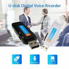 USB Mini Voice Recorder Digital Hidden Record 32GB Mini Drive Audio Recording US