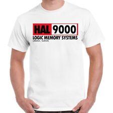 Hal 9000 Retro Cult Movie 2001 A Space Odyssey Cool Vintage Retro T Shirt 2295