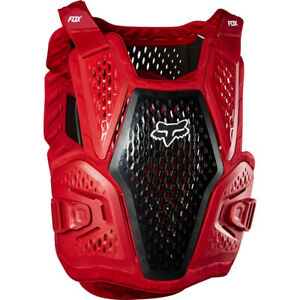Fox Raceframe Roost Guard Flame Red L/XL