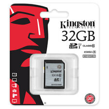 Kingston 32GB SDHC Class 10 UHS-I 30R Flash Card