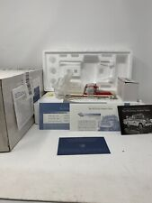 1:24 Franklin Mint 1955 Chevy Cameo Flying A Service Pickup Truck Red B11XD87
