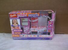 Barbie Mixin' Magic Real Food Kitchen 2003 2010