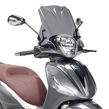 Cupolino fume 5606S completo di attacchi Beverly 125ie-300ie 10-17 Beverly 350 S