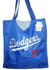 LA Los Angeles Dodgers Matt Kemp Blue Thick Jersey Purse Tote Bag Rare Exclusive