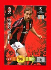 CHAMPIONS LEAGUE 2010-11 Panini 2011 - BASIC Card - FLAMINI - MILAN