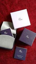 2 Jewellery Gift Boxes -Job Lot Watch Bracelet Necklace  Earrings etc NEW