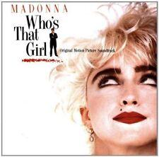 Madonna - Who's That Girl (Banda Sonora) Nuevo CD