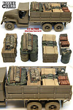1/35 Scale Resin kit 2.5 Ton Truck Load Set #2 WW2 Allied lorry stowage