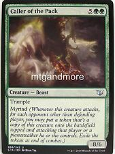 Magic commander 2015 - 4x Caller of the pack