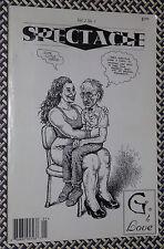 SPECTACLE Vol.2, No.1 Robert Burdette Sweet, Adele Abrahamse, Robert Crumb