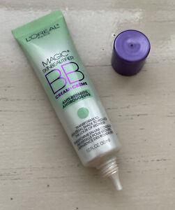 95% Full LOreal Paris Skincare Magic BB Cream Anti Redness 1 fl oz Read See Pics