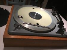 Vintage Elac Studio Miracord 10H Stereo 4 Speed Turntable Record Player