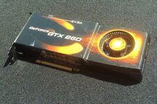 EVGA NVIDIA GeForce GTX 260 (896P31255AR) 896 MB GDDR3 SDRAM PCI Express x16 Gra