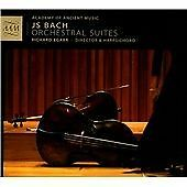 Bach: Orchestral Suites [Richard Egarr, Academy of Ancient Music ] [AAM: AAM003]