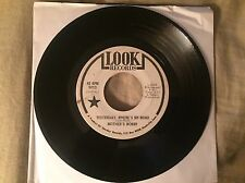 """MOTHER'S WORRY """"Yesterday Where's My Mind"""" Rare Psych Garage Promo LOOK #5013 VG"""